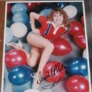 Dana Plato Red, white and blue