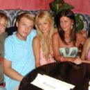 Nick Carter and Paris Hilton - 454 x 302