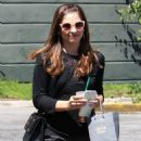 Sarah Michelle Gellar Out and About in Beverly Hills 08/19/2016 - 454 x 577