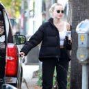Dove Cameron – Filming a scene in Los Angeles