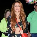 Maria Menounos- Celebrates Her Birthday at Gay Pride Parade in West Hollywood 06/09/2019 - 454 x 681