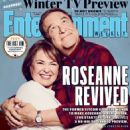 Roseanne Barr - Entertainment Weekly Magazine Cover [United States] (12 January 2018)