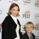 Haley Bennett - at AFIFEST 2009 - 'The Hole In 3D' Premiere - 31/10/09 - 396 x 594