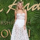 Mollie King – 2017 Fashion Awards in London - 454 x 668