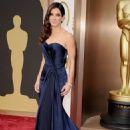 Sandra Bullock At The 86th Annual Academy Awards (2014) - 454 x 682