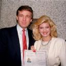Ivana Trump and Donald Trump - 350 x 308