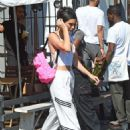 Kendall Jenner – Shopping at Elodie K in LA
