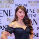 Neslihan Atagul at Promotional Event Of Pantene Turkey in Baku - 454 x 566