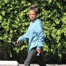 Christina Milian – Out in Studio City
