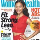 Zoe Saldana – Women's Health Magazine (June 2018) - 454 x 617