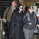 Dita Von Teese – Arrives in Sydney