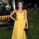 Journey 2: The Mysterious Island Premiere in Los Angeles