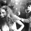 William Ragsdale and Amanda Bearse in a Scene from Fright Night