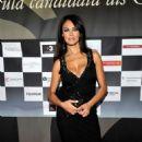 "Maria Grazia Cucinotta - ""Flores Negras"" Premiere In Barcelona - Sep. 17, 2009"