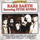 Rare Earth Album - Rare Earth Featuring Peter Rivera