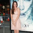 Jacinda Barrett - Los Angeles Premiere Of 'Whiteout' At The Mann Village Theater In Westwood, California On September 9, 2009 - 454 x 703