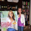 Giada De Laurentiis - Promotes Her New Cookbook ''Giada At Home'' In Las Vegas, 5 April 2010