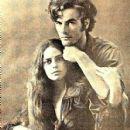 Daria Halprin and Mark Frechette