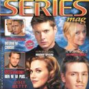 Jensen Ackles, Hilarie Burton, Chad Michael Murray, Hayden Panettiere - series mag Magazine Cover [France] (March 2008)
