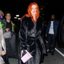 Bella Thorne – Leaving her hotel in NYC - 454 x 681