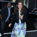 Keira Knightley – Arriving at 'Good Morning America' in New York
