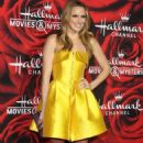 Shantel VanSanten – Hallmark Channel TCA Winter Press Tour in LA 1/14/ 2017 - 454 x 704
