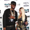 Safaree Samuels and Nicki Minaj - 425 x 594