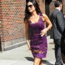 Demi Moore: Late Show Stunner