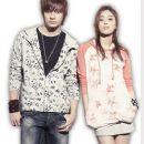 Kim Joon and Gook Ji Yun  photoshoots for Omphalos' 2009 - 376 x 681