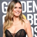 Heidi Klum : 76th Annual Golden Globe Awards
