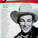 Roy Rogers - TV Digest Magazine Pictorial [United States] (3 January 1952)