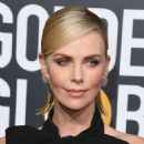 Charlize Theron At The 76th Golden Globe Awards (2019)