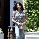 Jenna Dewan – Leaves Sweet Butter Kitchen in Sherman Oaks