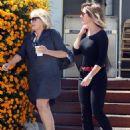 Sasha Alexander out in Beverly Hills September 1, 2016