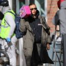 Irina Shayk – Out and about in New York City