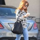 Isla Fisher – Out in Los Angeles