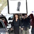 Sofia Vergara – Filming 'Bent' in Rome - 454 x 682