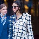 Nina Dobrev – Outside the Ritz Hotel in Paris 03/06/2019