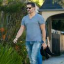 Sofia Vergara and Joe Manganiello Out In West Hollywood