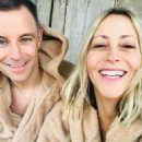Nicole Appleton and Stephen Haines (exec) - 454 x 557