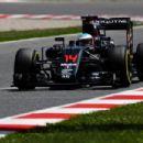 Spanish GP Qualifying 2016