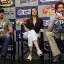 Jessica Biel - NASCAR Sprint Cup Series Coca-Cola 600 In Charlotte, N.C., 30 May 2010