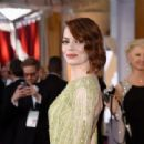Emma Stone At The 87th Annual Academy Awards (2015) - 454 x 311