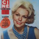 Kim Novak - Cine Tele Revue Magazine Cover [France] (4 August 1961)