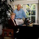 Peter Shaw and Angela Lansbury - 454 x 454