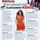 Aleksandra Kisio - Hot Moda & Shopping Magazine Pictorial [Poland] (April 2011) - 417 x 550