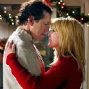 Steve Guttenberg and Crystal Bernard