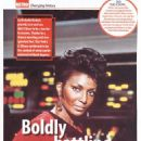 Nichelle Nichols - Yours Retro Magazine Pictorial [United Kingdom] (11 April 2019) - 454 x 642
