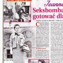 Jeanne Moreau - Retro Magazine Pictorial [Poland] (September 2017) - 454 x 642
