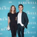 Barbara Palvin and Dylan Sprouse – 'The Farewell' Special Screening in New York